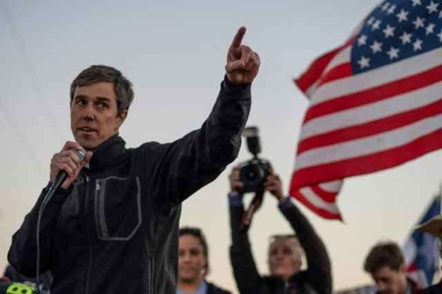 Democrat Beto O'Rourke announces run for president