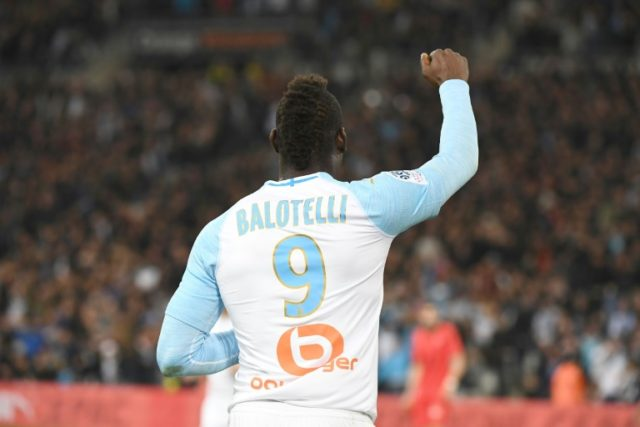 Balotelli sparking Marseille revival and gunning for PSG