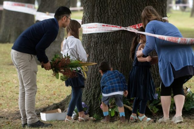New Zealand Massacre Picture: New Zealand Mourns Massacre Victims As Tales Of Heroism