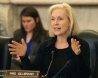 New York Senator Kirsten Gillibrand announces presidential run