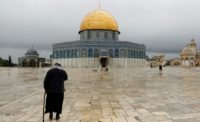 Israel court orders closure of building at tense Jerusalem holy site