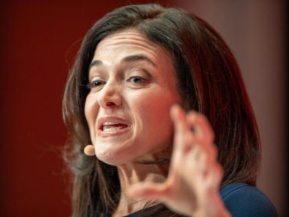 Sheryl Sandberg: Facebook Working with FBI Ahead of 2020 Elections