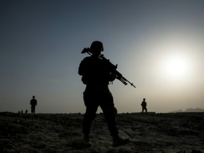 The number of US troop casualties has fallen dramatically since the end of 2014 when Afghan forces took over from US-led NATO combat troops to secure the country