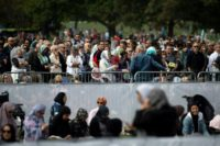 New Zealand prays, falls silent, a week after mosque massacres