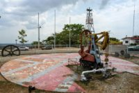 Cradle of Venezuela oil industry is a scene of desolation