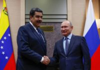 Russian plane in Venezuela amid reports of Russian military arrival