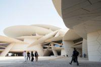 Qatar's $434m desert rose museum finally blooms