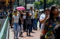 New blackout hits swaths of Venezuela including Caracas