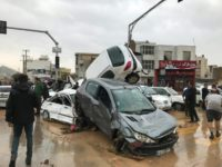 At least 19 dead in unprecedented Iran floods