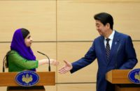 Malala urges G20 to boost funds for girls' schooling