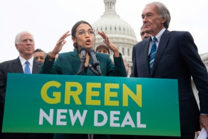 The US Senate rejected the Green New Deal to combat climate change, as Democrats accused Republicans of holding a show vote to get 2020 Democratic presidential hopefuls on record about the proposal to shift away from fossil fuels within a decade