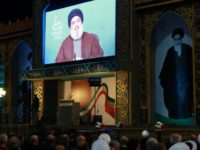 Hezbollah chief urges 'resistance' over US Golan move