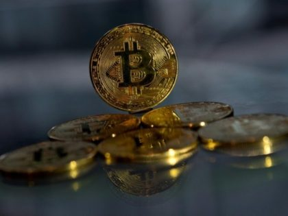 The price of bitcoin has plunged since highs of nearly $20,000 in 2017
