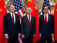 US, Chinese negotiators resume 'productive' trade talks