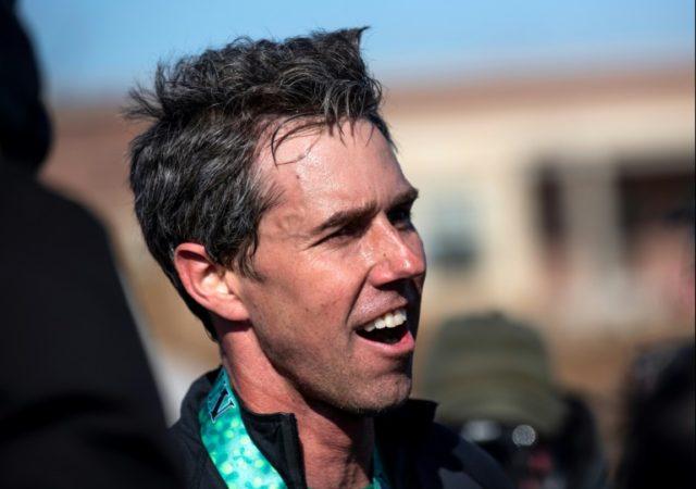 With Texas rallies, O'Rourke seeks to reclaim 2020 star status