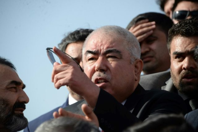 Afghan Vice President Dostum Survives Convoy Ambush