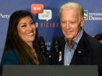 Biden bids to quell storm over campaign trail kiss