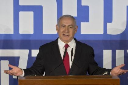 Battered by scandal, Netanyahu still poised for re-election