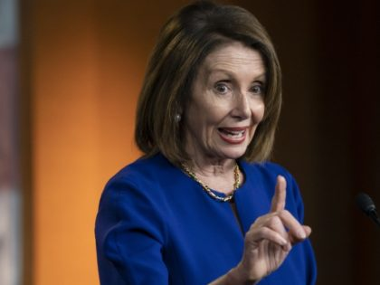 Nancy Pelosi to Draft Resolution to Condemn Trump Tweets