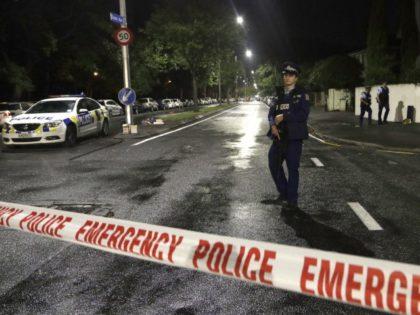 Mosque killer's rifles bore white-supremacist references