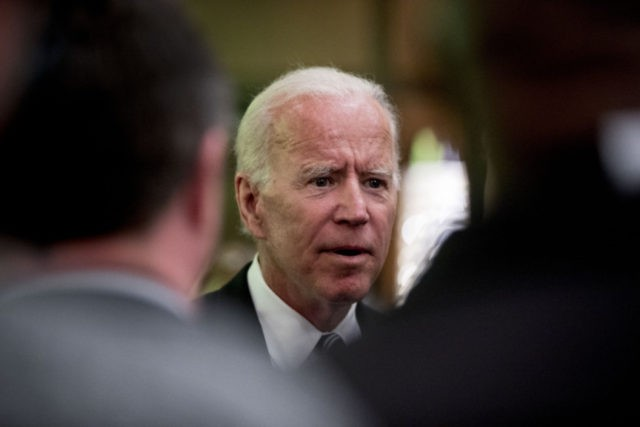 Biden Hints to White House Run at State Dinner in Dover