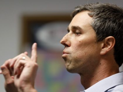 Donald Trump: 'Dummy' Beto O'Rourke Wants to Take Your Guns Away