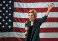 Warren Sidesteps Reparations Question About Direct Transfers of Money