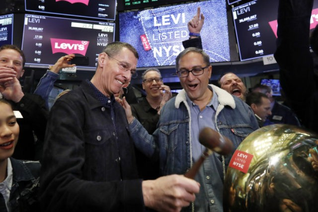 Levi Strauss CEO: 'We Put Our Money Where Our Mouth Is' on Voting Laws – 'Trying to Thread the Needle' with 'Complex' China Situation