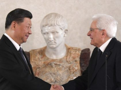 Italy, China deepen ties under wary gaze of US, EU