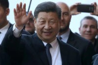 Chinese president visiting Monaco amid European tech worries