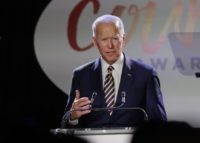 Joe Biden Laments Role in Anita Hill Hearing