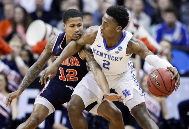 Kentucky Wildcats Vs Auburn Basketball 2019 Start Time: NCAA Latest: Auburn Off To Slow Start As Kentucky Takes