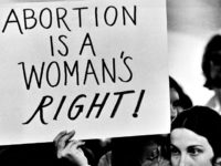 Abortion Is a Woman's Right AP