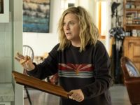 Amy Poehler: 'Hard to Not Have a Full-On Panic Attack Every Day'