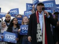 Andrew Yang Getty