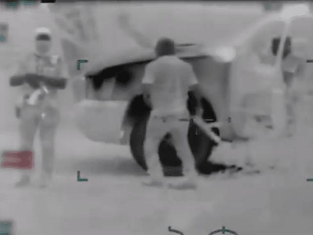 Armed Human Smugglers