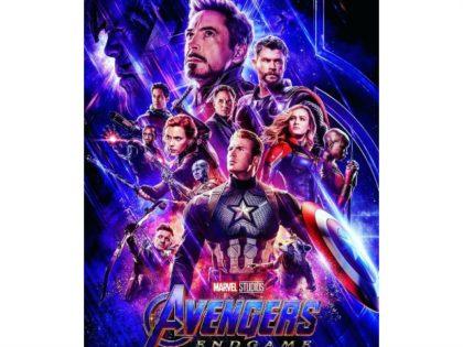 Avengers- Endgame Poster