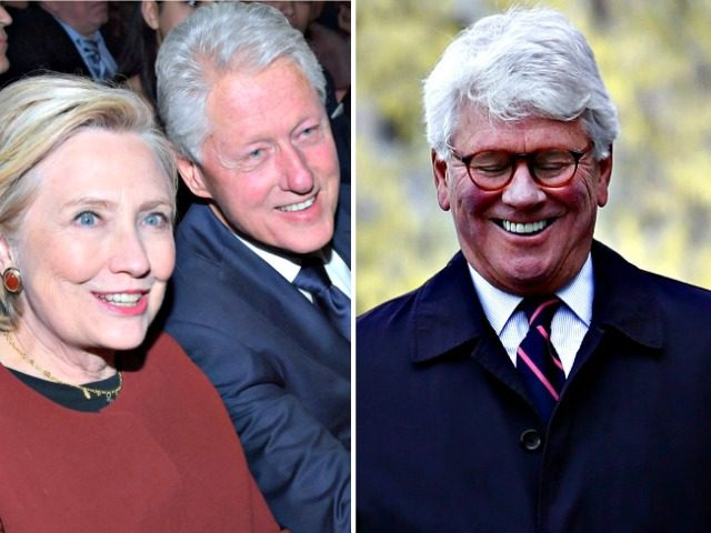 Bill and Hillary Clinton, Greg Craig