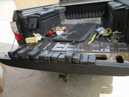 CBP Officers seize more than $170,000 in cash at the Presidio Port of Entry in southern California. (Photo: U.S. Customs and Border Protection)