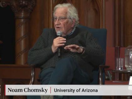 Noam Chomsky on April 18, 2019 episode of 'Democracy Now!'