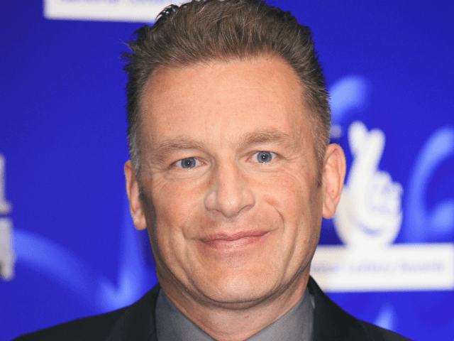 IVER HEATH, ENGLAND - SEPTEMBER 12: Chris Packham attends the National Lottery Awards at Pinewood Studios on September 12, 2014 in Iver Heath, England. (Photo by John Phillips/Getty Images)