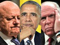 Clapper, Obama, Brennan