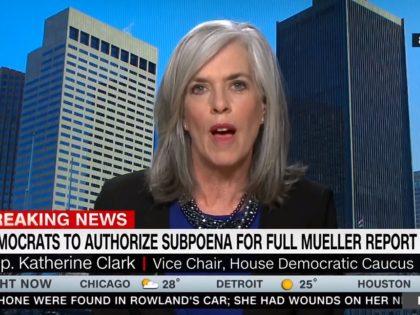 Rep. Katherine Clark (D-MA) on CNN, 4/1/2019