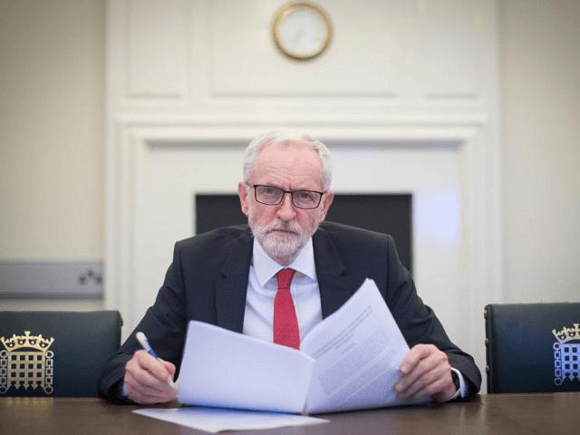Corbyn Parliament