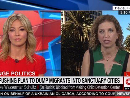 Rep. Debbie Wasserman Schultz (D-FL) on CNN, 4/12/2019