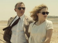 Daniel Craig and Léa Seydoux in Spectre (2015)