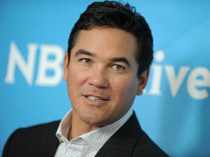 Dean Cain attends NBCUniversal's 2012 Summer Press Tour at the Beverly Hilton Hotel on Tuesday, July 24, 2012, in Beverly Hills, Calif. (Photo by Jordan Strauss/Invision/AP)