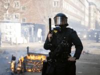 Denmark Riots