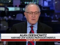 Dershowitz: Mueller 'Completely Wrong' on Obstruction, Should Have Cited H.W. Bush Precedent