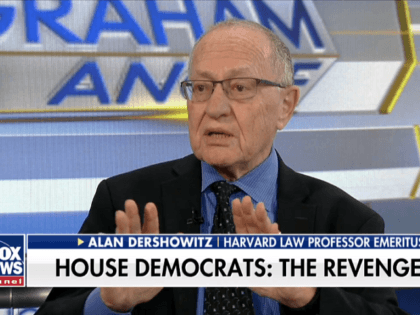 Alan Dershowitz on FNC, 4/26/2019